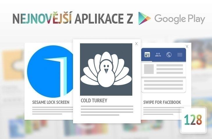Nejnovější aplikace z google play 128
