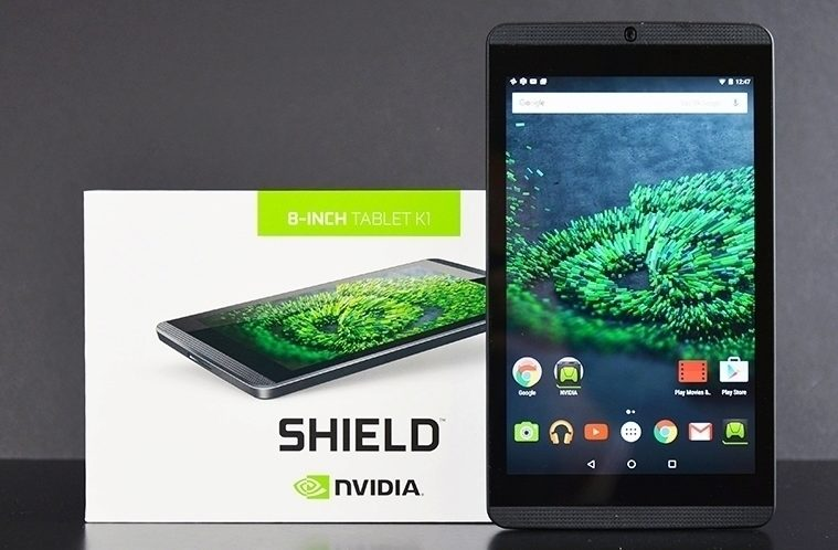 Nvidia Shield Tablet K1 – náhleďák