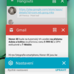 Samsun Galaxy S6 Edge –  multitasking