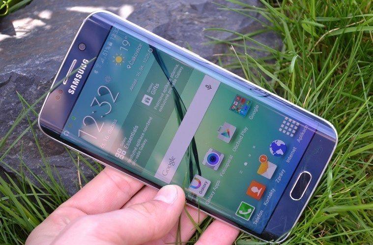 Samsung Galaxy S6 Edge – náhled