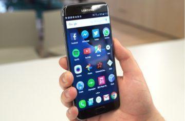 Změna měřítka: Nová funkce pro Samsung Galaxy S7