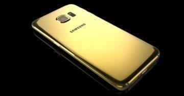 Ti, co mají rádi luxus, se mohou chlubit zlatem