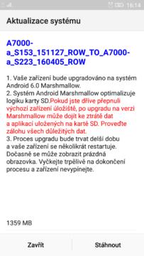 Lenovo A7000 Marshmallow