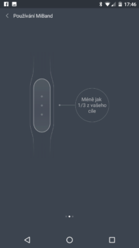 Xiaomi MiBand 1S – první seznámení 2