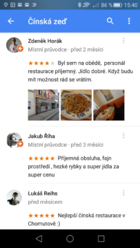 aplikace Mapy Google (3)