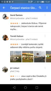 aplikace Mapy Google (4)