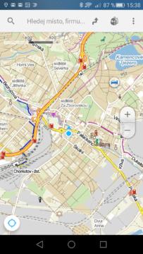 aplikace Mapy.cz (1)