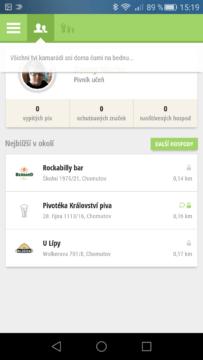 aplikace Pivní deníček (4)