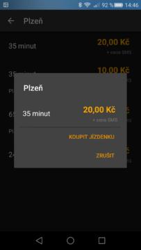 aplikace SMS Jízdenka (1)