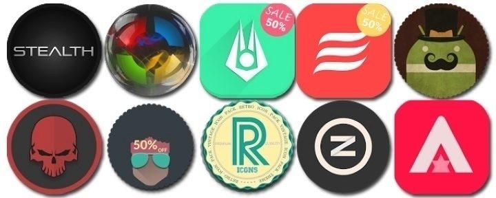 Představíme vám deset balíčků ikon