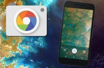 Fotoaparát Google: aktualizace překopala uživatelské rozhraní