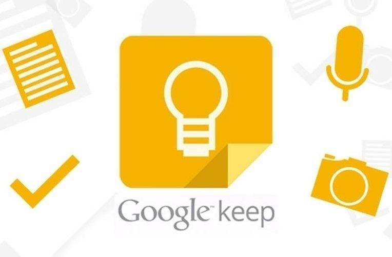 Poznámky Google Keep