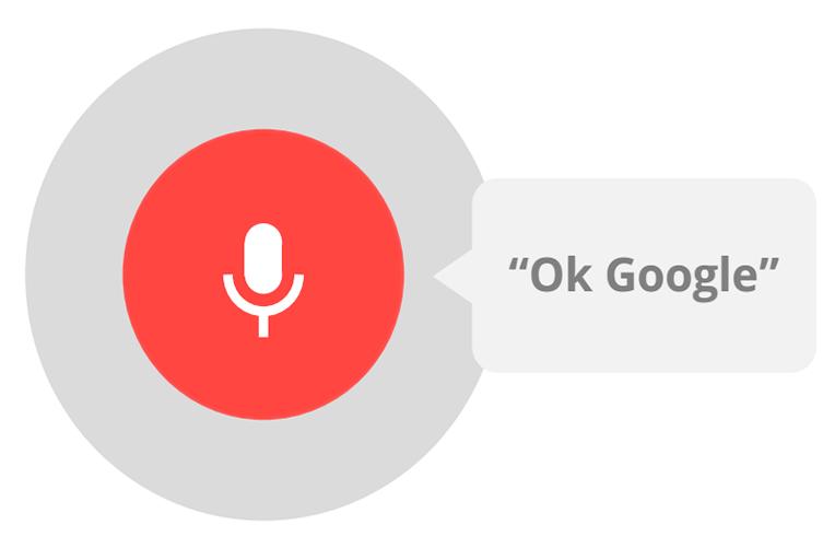 5 Google Now příkazů
