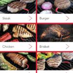 iGrill mini – profily jídel