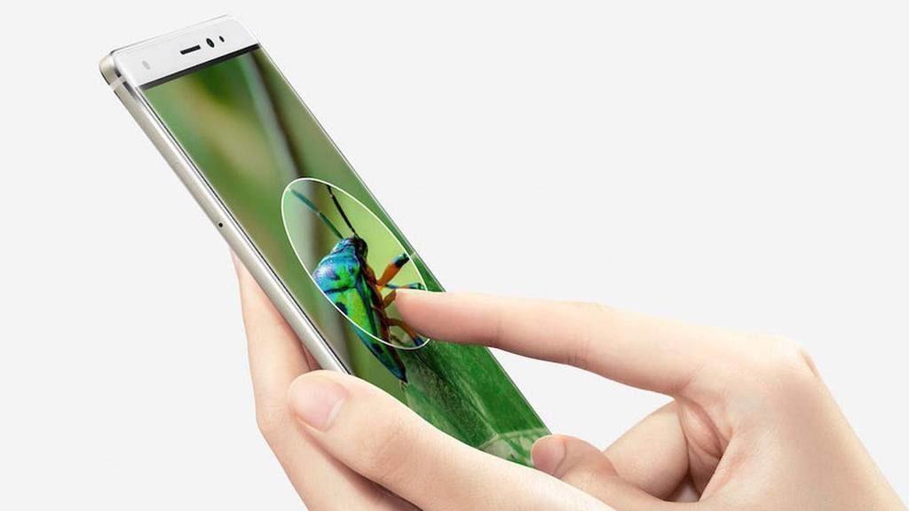 Huawei Mate S umí rozlišovat sílu doteku