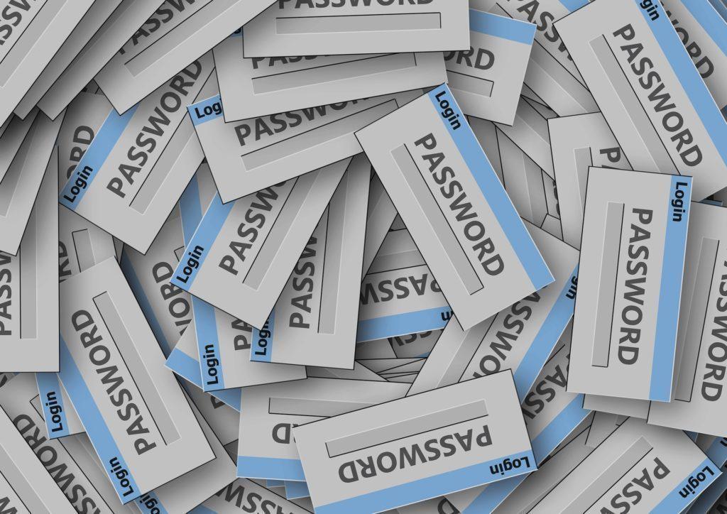 Volbu hesla mnoho uživatelů podceňuje