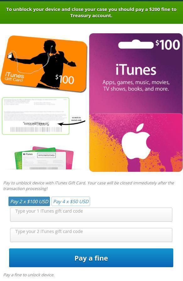 Aplikace vyžaduje zakoupení dárkových karet iTunes