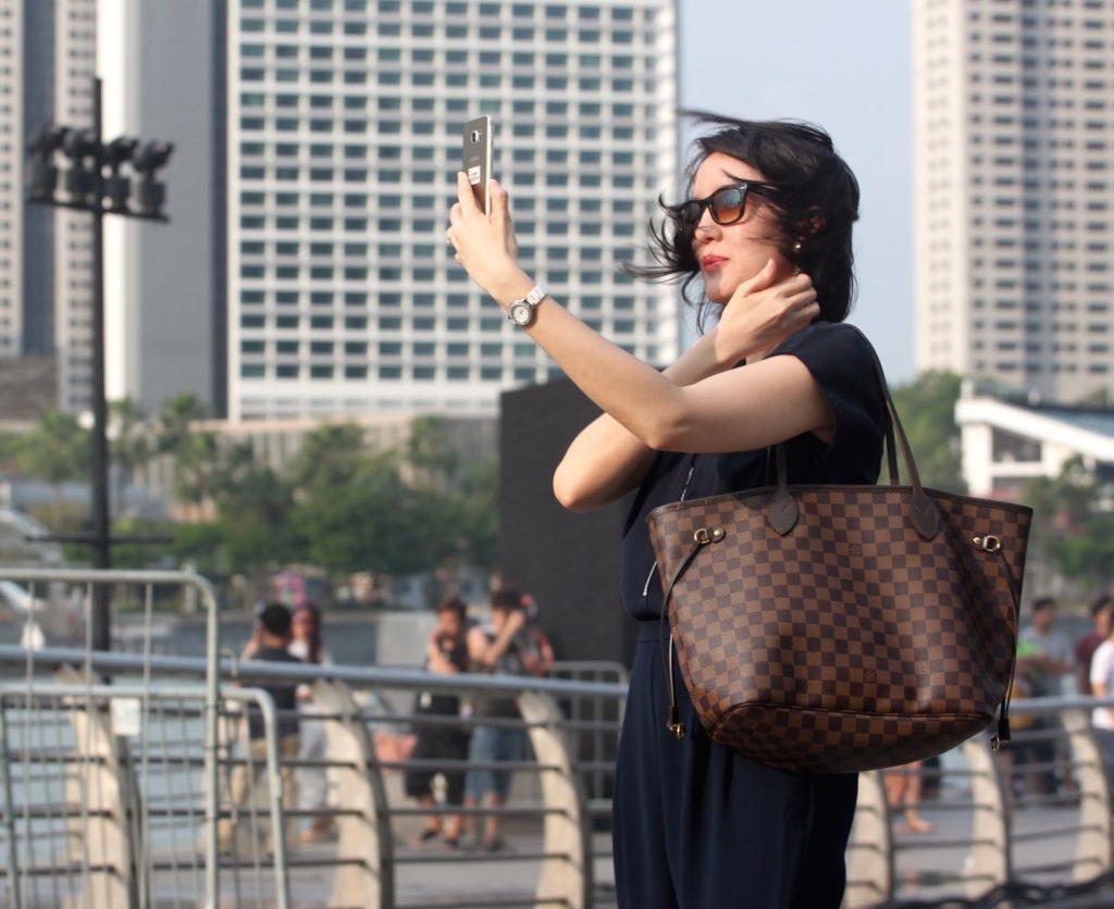 Selfies jsou fenoménem dnešní doby