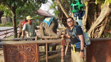 Thajský triatlonista Panupong Luangsa-ard
