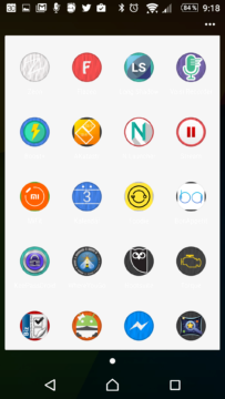 Flazeo - Icon Pack