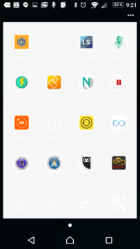 Zeon (Icon Pack)