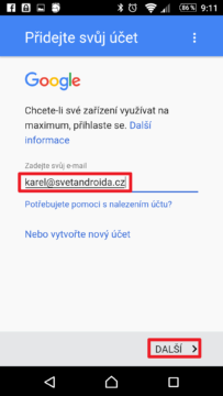 Uživatelské jméno