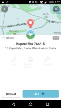 Waze – GPS, Mapy & Doprava