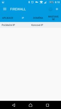 Přesměrování IP adres