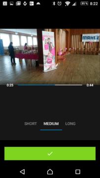 Délka videa