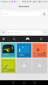 5 klávesnic z Google Play – Ginger Keyboard 3