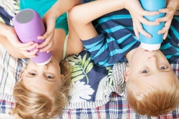 Pravidelný pitný režim je pro děti důležitý