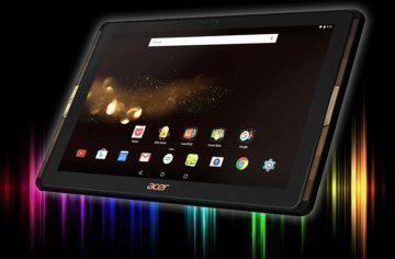 Acer Iconia Tab 10 - náhleďák