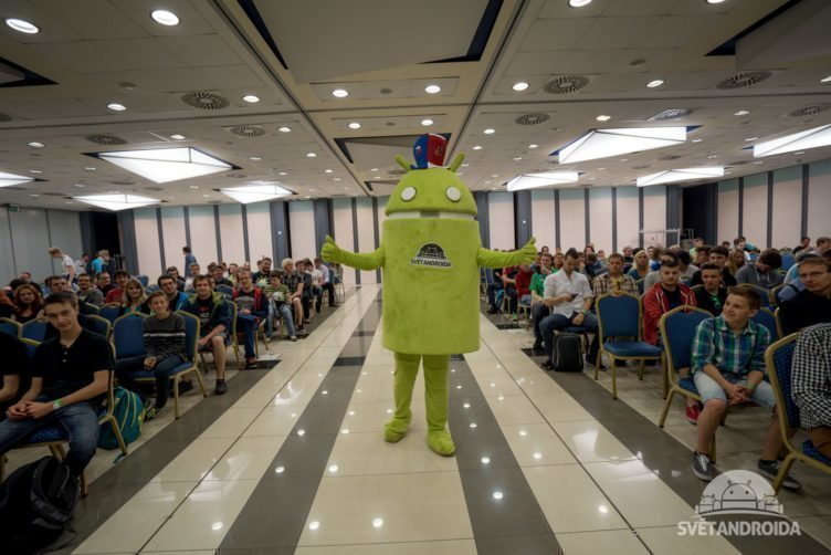 Alza Android RoadShow 2015