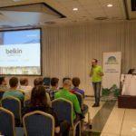 Alza Android RoadShow 2015 – Belkin (1)