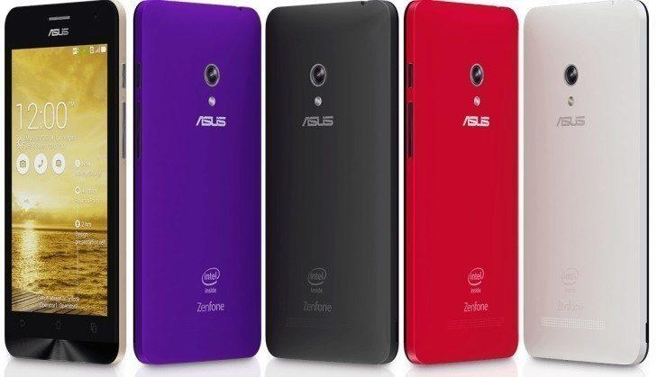 Alza Android RoadShow 2015 ceny Asus Zenfone 5