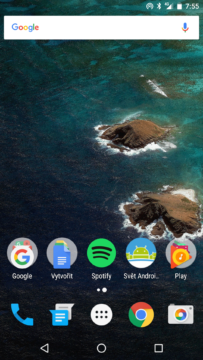 Android N Launcher (2)
