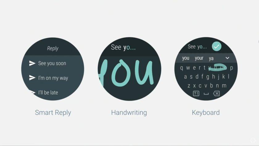 Android Wear 2.0 Google IO