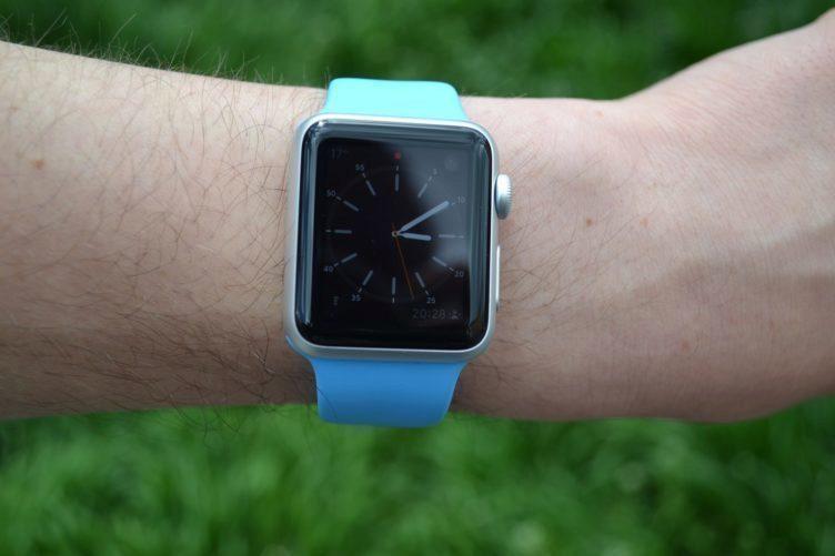 Apple Watch -  displej