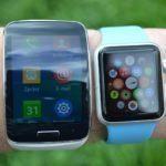 Apple Watch –  porovnání se Samsung Gear S