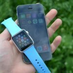 Apple Watch –  s iPhonem