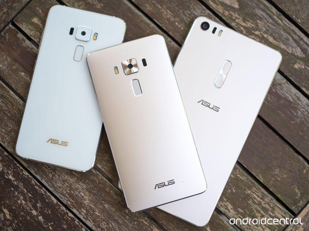 Asus ZenFone 3 deluxe 2