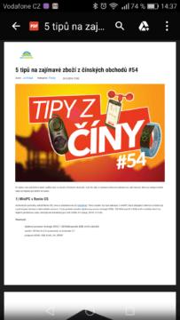 Google Chrome – tipy a triky 12