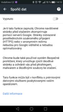 Google Chrome – tipy a triky 2