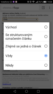 Google Chrome – tipy a triky 6