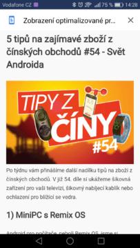Google Chrome – tipy a triky 8