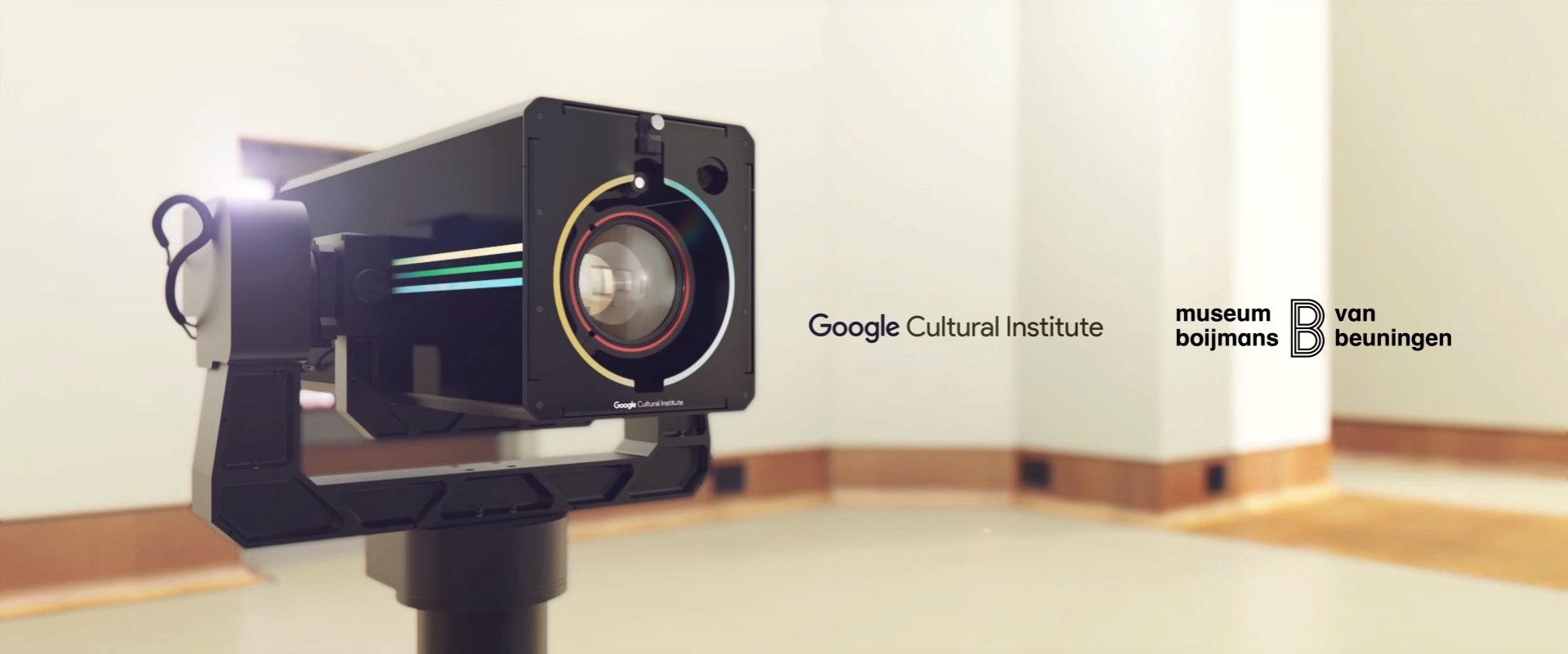 Google Cultural Institute - Art Camera