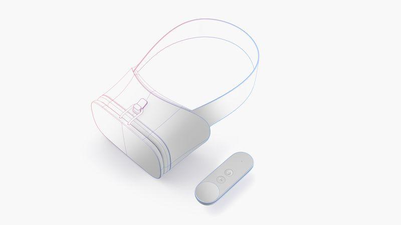 Google IO headset
