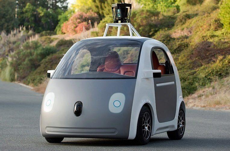 zaměstnance google auta