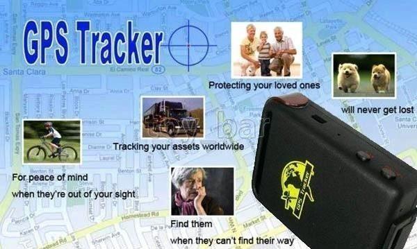 Tipy zboží čína - GPS lokátor