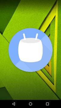 Moto X Play – verze systému